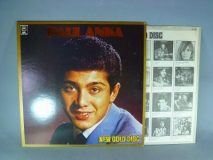 Paul Anka. New Gold Disk