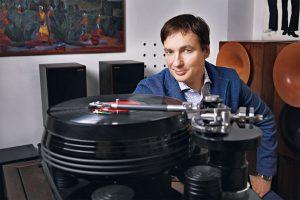 Аудиофил П.Санаев