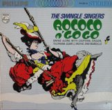 The Swingle Singers. Rococo Á Go Go