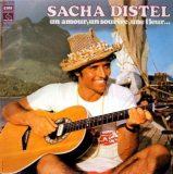 Sacha Distel. Un amour, un sourire, une fleur…