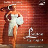 Julie London With Pete King And His Orchestra. London By Night