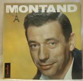 Yves Montand ‎& His Songs Of Paris