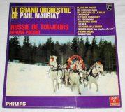 Le Grand Orchestre De Paul Mauriat. Russie De Toujours