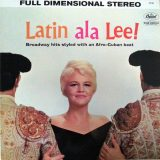 Peggy Lee ‎– Latin Ala Lee!