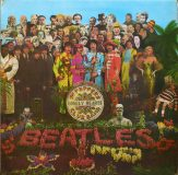 The Beatles. Sgt. Pepper's Lonely Hearts Club Band