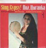 Zina Pavlova. Sing, Gypsy!