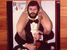 Ringo Starr. The 4th