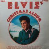 Elvis Presley. Elvis' Christmas Album